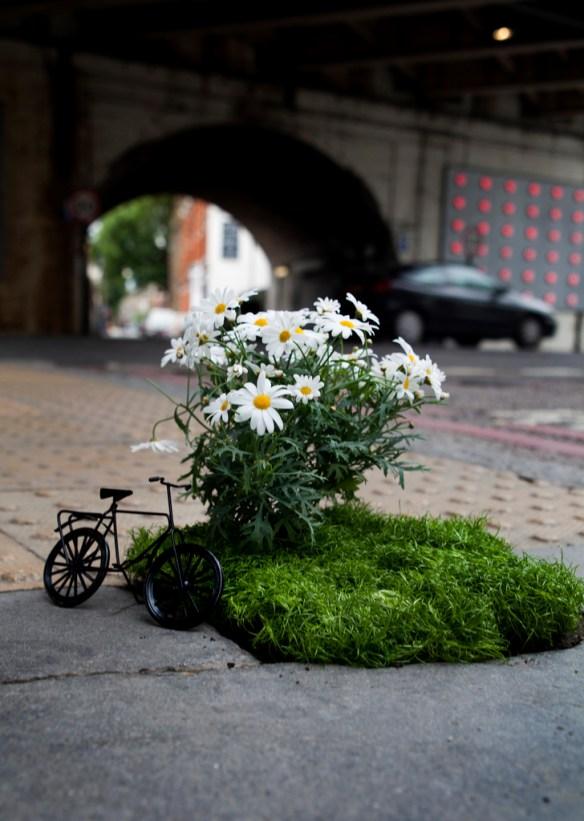 'Ode to my stolen bike' by Steve Wheen, The Pothole Gardener