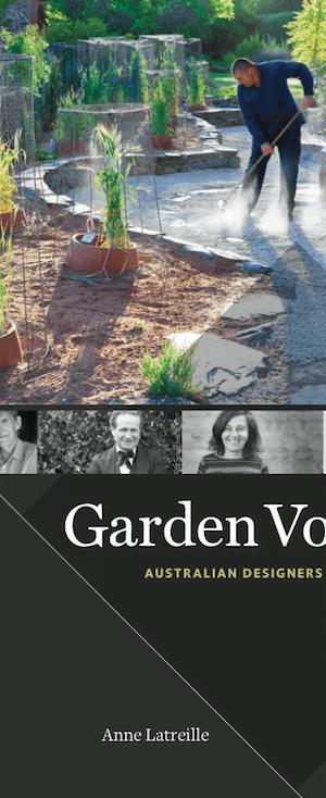 Garden Voices by Anne Latreille