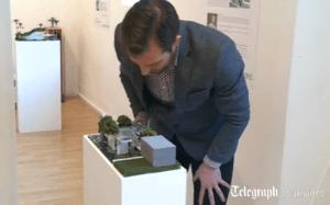 Jamie Dunstan and 3D printed garde