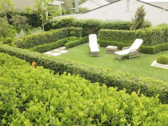 Ron Dykman garden