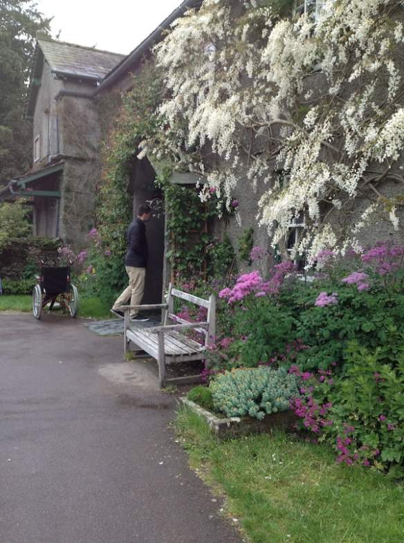 Beatrix Potter's home and garden
