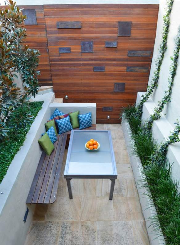 Courtyard design by Outhouse Designs, Sydney