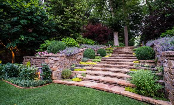 APLD Gold Award Hess Landscape Architects Inc Buttonwood project