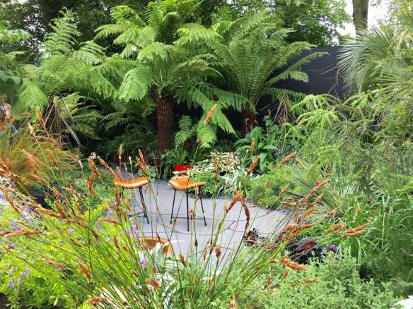 Best Summer Garden: 'Garden for Crohn's Disease' by Andrew Fisher Tomlin and Dan Bowyer combines many Australian natives. Photo by Janna Schreier