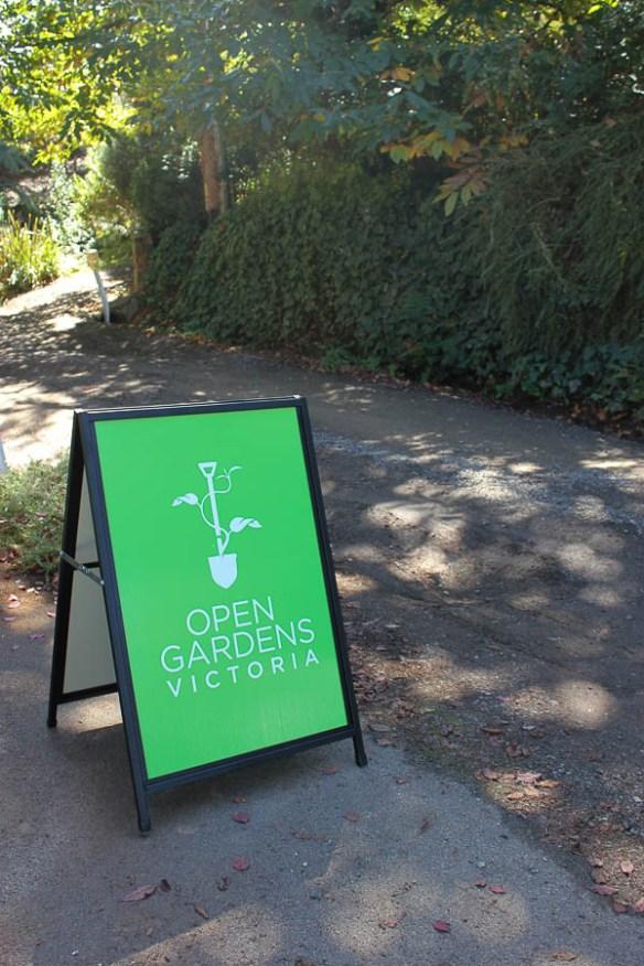 Open Gardens Victoria