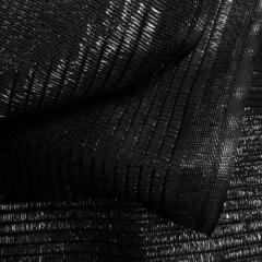 Malla-sombreo-plana-negra-decoración