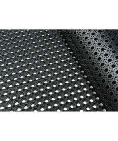 Felpudo-pavimento-alveolar-encrastable-con-conector-suelo-caucho