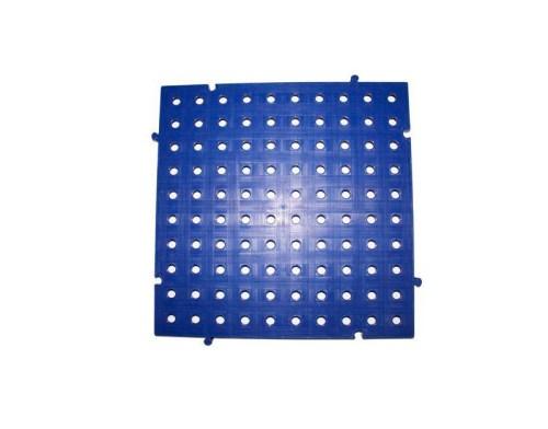 placa pvc de color azul 50x50x2.5 centimetros