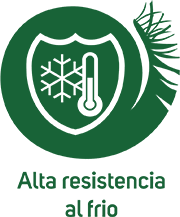 cesped artificial con alta resistencia al frio