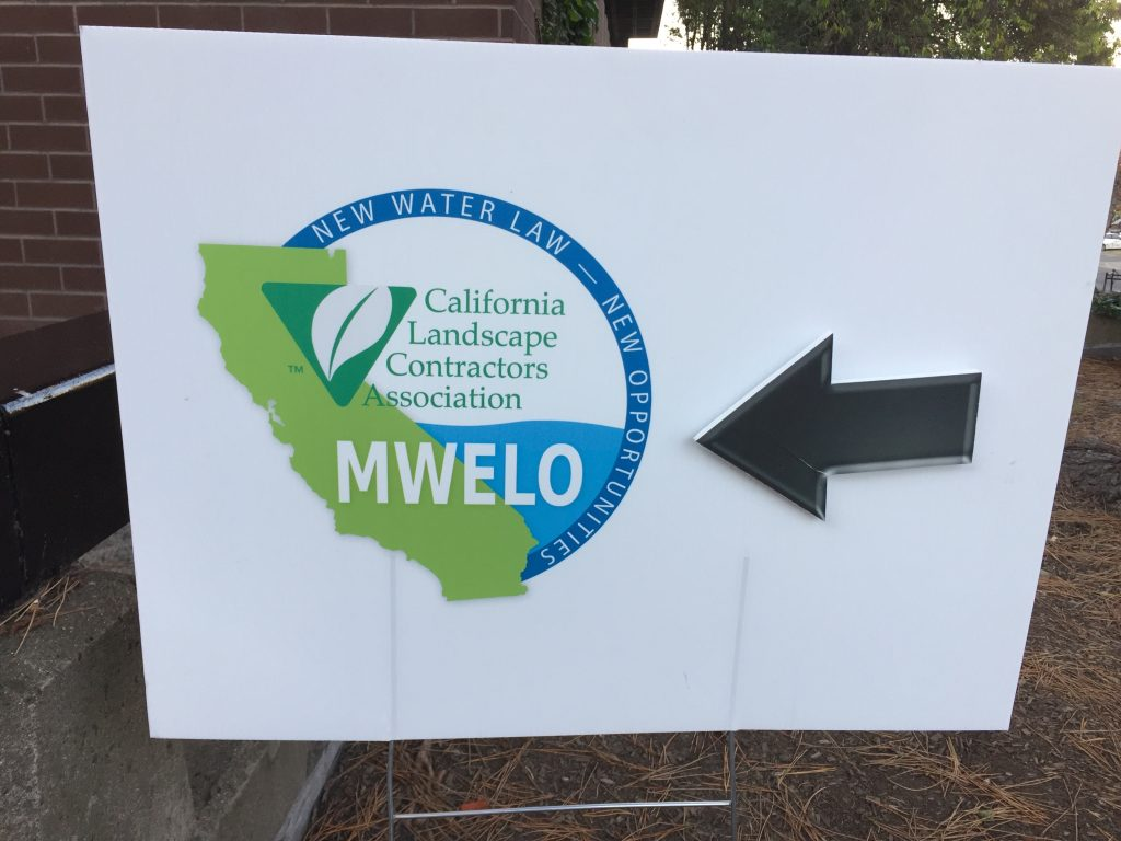 Welo The California Water Efficient Landscape Ordinance