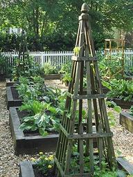BHG, vertical garden structure