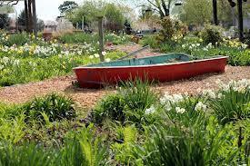 nybg everett garden rowboat