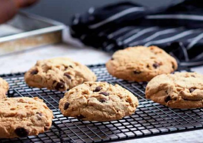 Yin and Yang Chocolate Chip Cookies