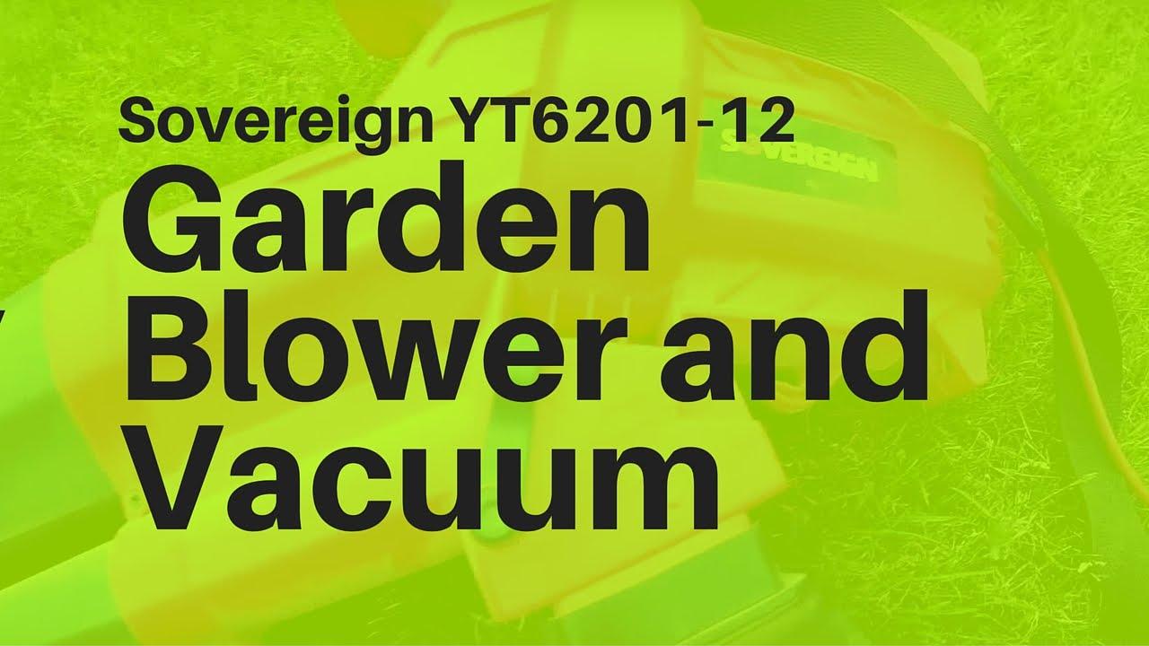 Best Garden Blower Vac