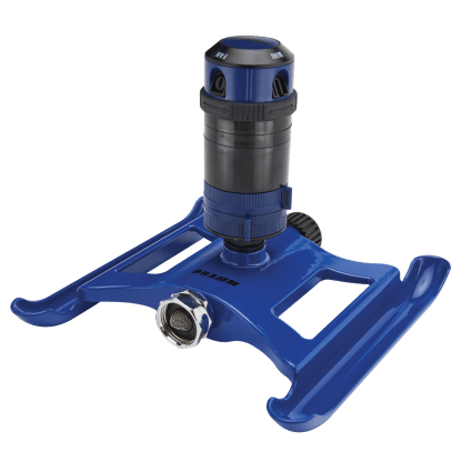 Dramm Blue ColorStorm 4 Pattern Gear Sprinkler