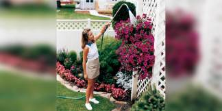 36-inch Classic Hanging Basket Wand