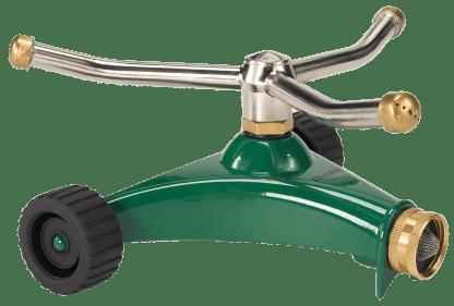 Dramm Green ColorStorm Whirling Sprinkler 15054