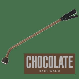 Dramm Chocolate Touch N Flow Rain Wand 30″