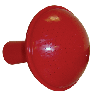 Watering Can Rose for Dramm 10 liter Watering Cans Red 12478