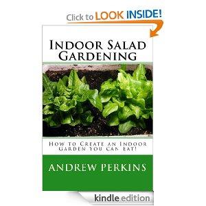 Indoor Salad Garden Cover