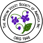 Garden_Hat_African_Violet_Society_America_Logo