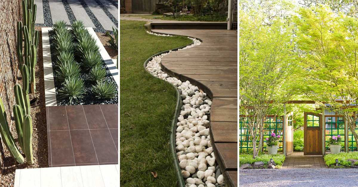 30 incredible front yard landscaping