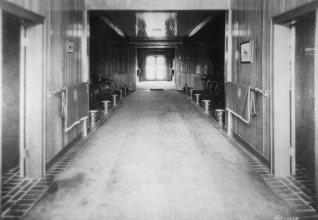 Inside Frank stable
