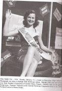 Dorothy Johnson, Miss Mobil Tire 1954