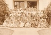 1935 Garden Home Grade School, all grades