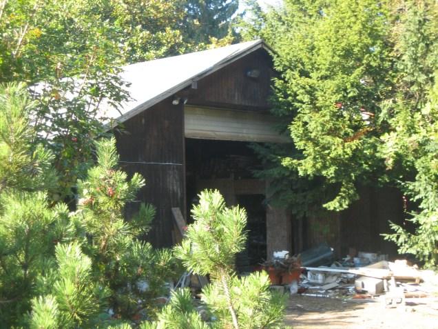 Fanno Creek Dairy milking barn on Feldman, Nusser property