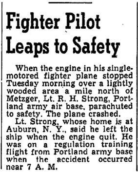 The Oregonian, June 14, 1944, page 1