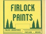 Poutala, Firlock Paints