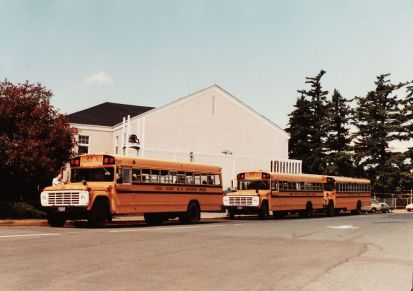 GHS 1982 Last Day - busses