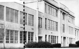 BHS 1915 building circa 1949