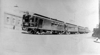 Oregon Electric - track construction 4