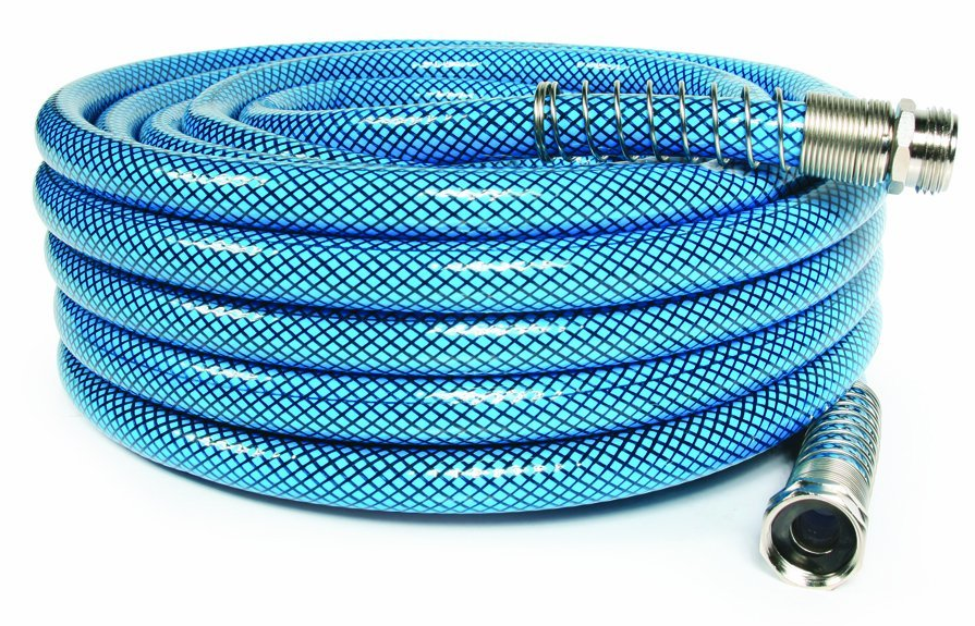 When I first looked at the reviews for this hose on amazon all of the negative reviews were on the first page which I found very weird.  sc 1 st  Garden Hose & Camco u2013 Premium Drinking Water Hose Review u2013 Best Garden Hose