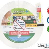 Clear Flow Water Garden Hose Review
