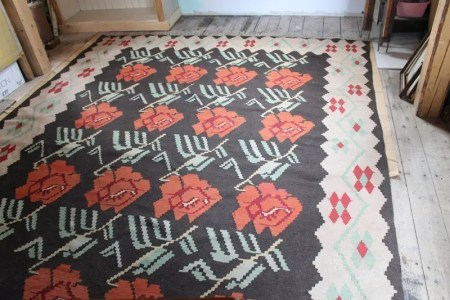 Auction Rug