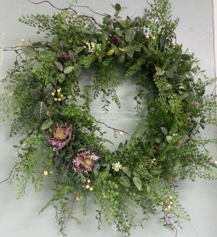 Today I Am Going To Concentrate On Wreaths Since Nothing Says Welcome  Spring Like A Beautiful Wreath On The Front Door. When You Own A Shop  Everything You ...