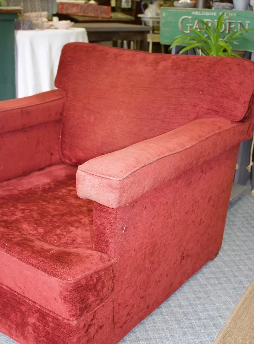 slipcover style saving dads chair