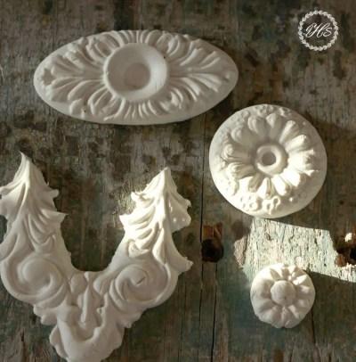 IOD Decor Paper Clay