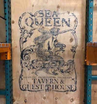 sea queen iod transfer