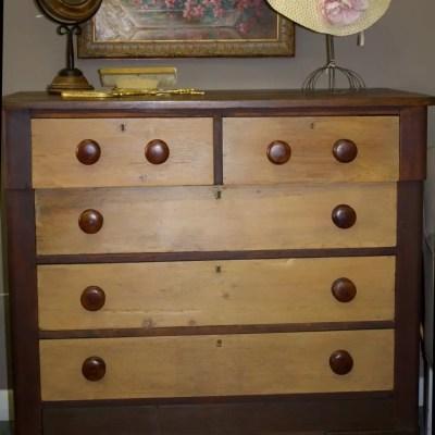 Hemp Oil and the Secret Drawer Dresser