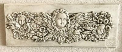 IOD wings and feathers mould