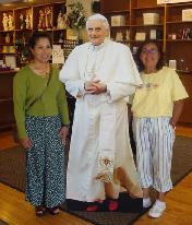 Pope Benedict XVI Visit Cuba on Monday