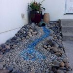 40 Beautiful Front Yard Rock Garden Landscaping Ideas (33)