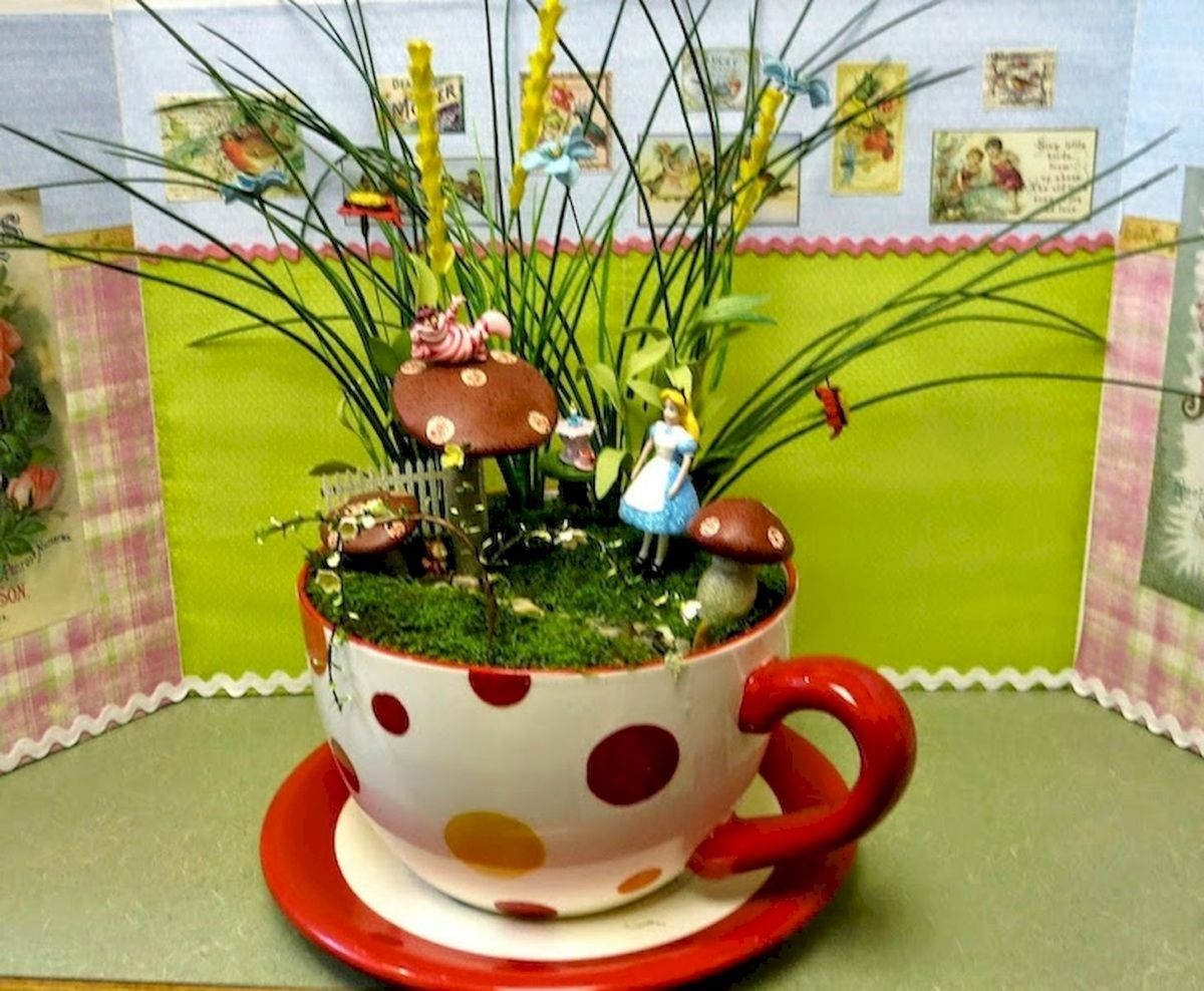 40 Beautiful Indoor Fairy Garden Ideas (23)