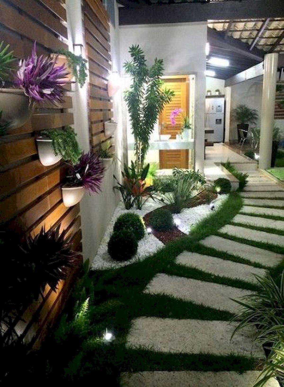 44 Fresh Small Garden Ideas For Backyard (19)