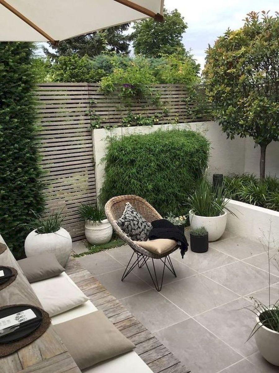 44 Fresh Small Garden Ideas for Backyard (33)