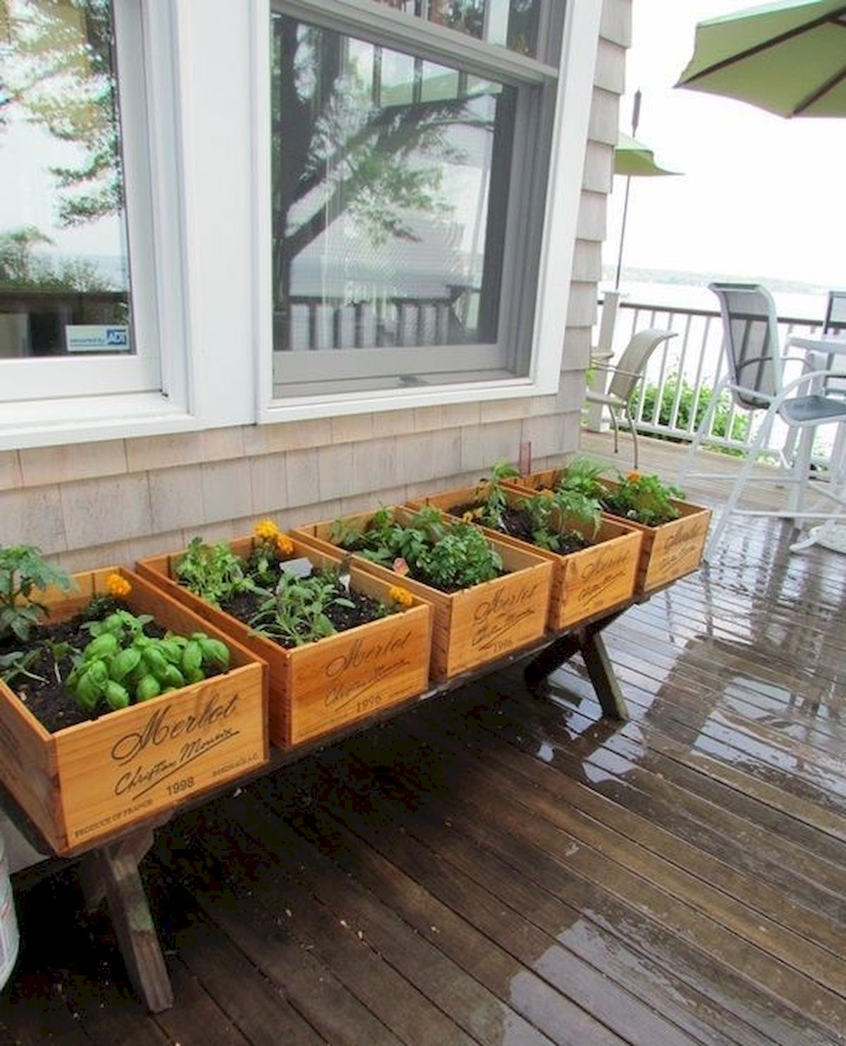 50 Inspiring Small Vegetable Garden Ideas (44)